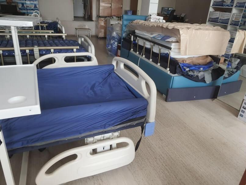 Hasta yatak temizliği