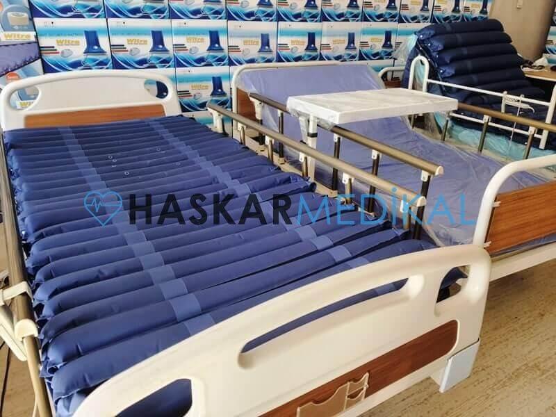 Paslanma yapmayan hasta yatağı modelleri