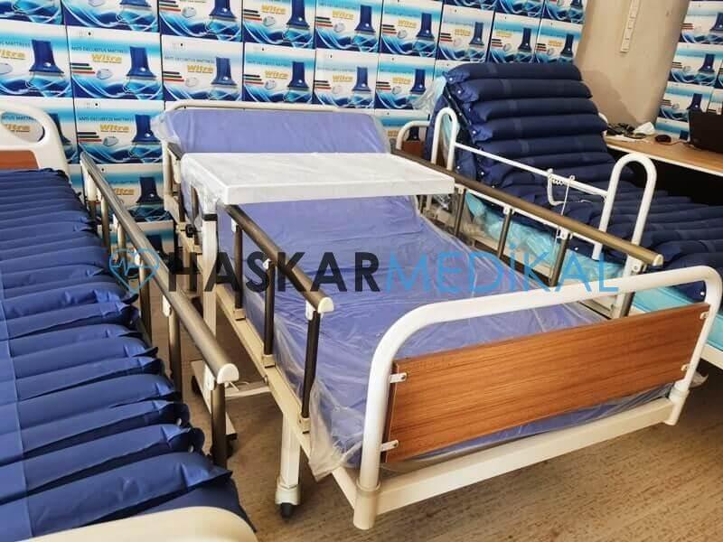 Yeni nesil hasta yatakları
