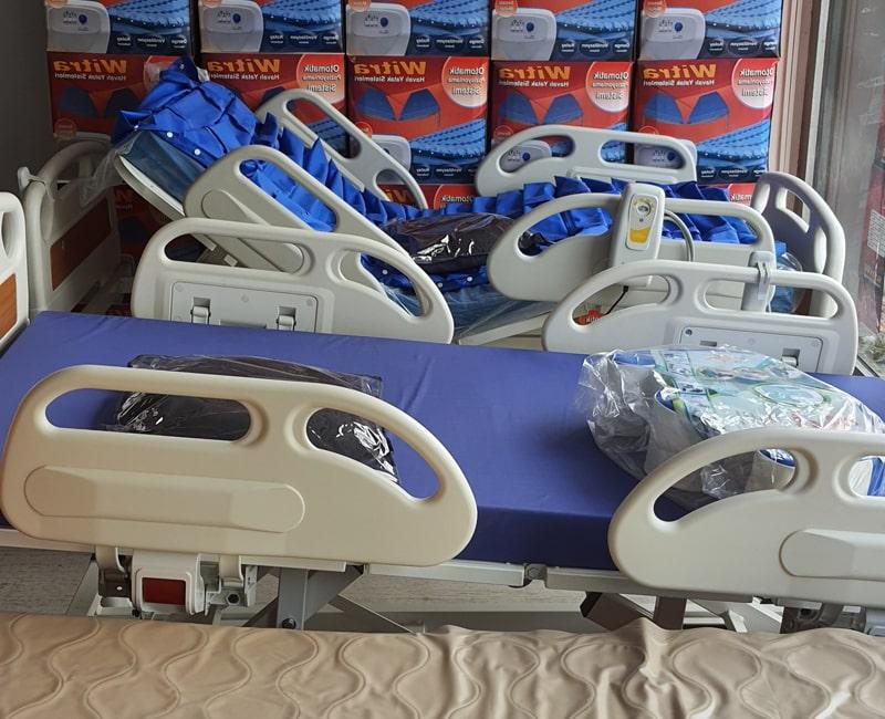 Hasta için yatak modelleri