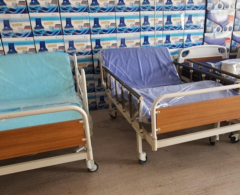 Motorlu hasta yatağı modelleri